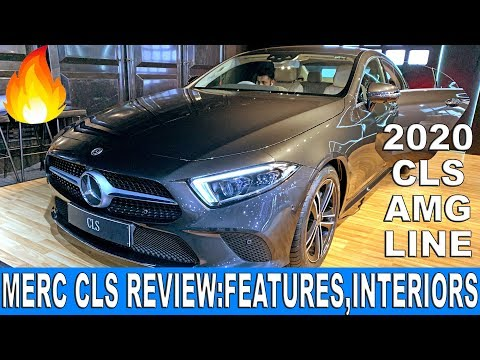 2020 Mercedes CLS Review | Mercedes CLS 300d AMG Line | Price, Features, Interiors | India