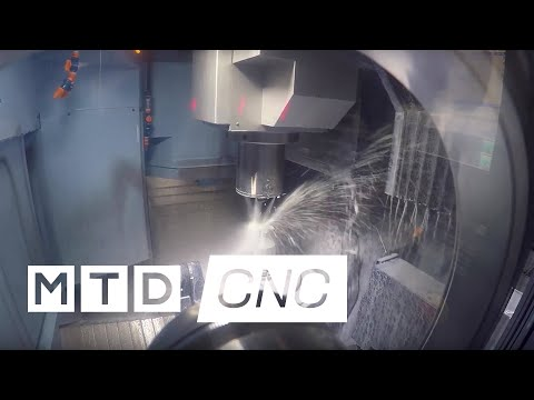 MP Engineering machining accurately day and night with confidence thanks to Matsuura