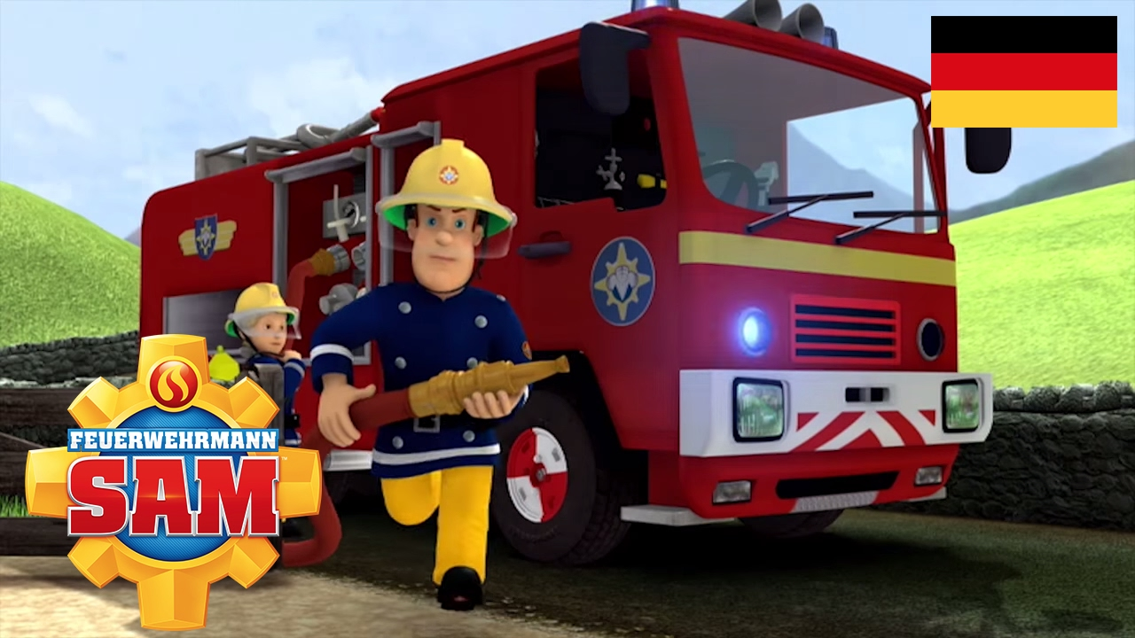 Feuerwehrmann Sam Helden Im Sturm Stream