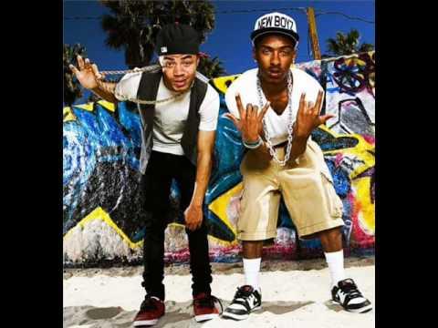 New Boyz ft RayJ, Tie Me Down Sped Up