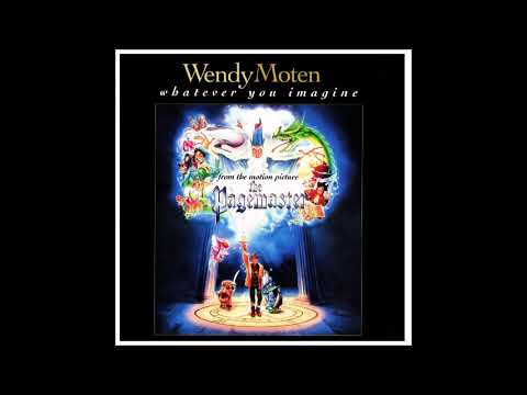 (HD) Wendy Moten - Whatever You Imagine (The Pagemaster Soundtrack Single Promotional, 1994)