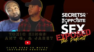 The TOXIC KINGS dish on DATING & MARRIAGE after 30! #SecretsoftheOppositeSex #Dating #Love #Marriage