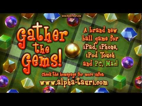 Gather the Gems! A brand new ball game! - Official trailer