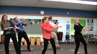 Mason Crest Teachers- The Wobble
