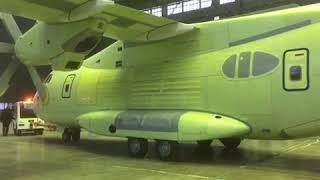 В Воронеже ИЛ-112В передали на летные испытания