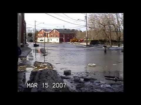 Champlain Flooding  3-15-07