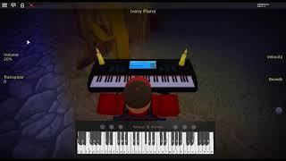 Thème principal - Detroit: Become Human de: Philip Sheppard sur un piano ROBLOX. [Revamped]