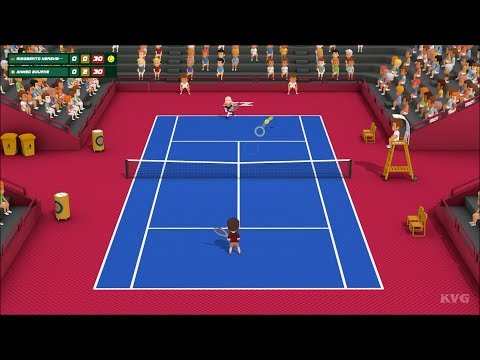 Super Tennis Blast Gameplay (PC HD) [1080p60FPS]