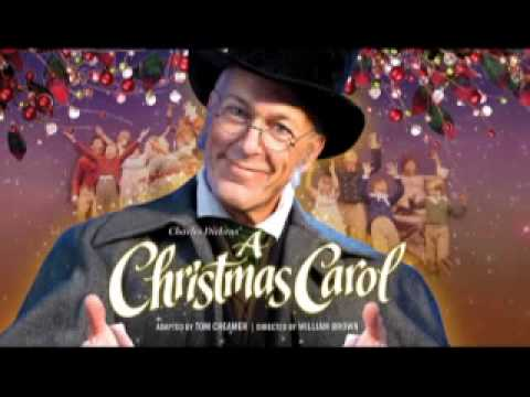 A Christmas Carol in performance