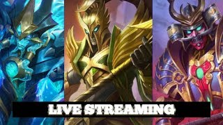 20k Subs GiveAway 7 skin  :D l No Baper  [18+]  - Mobile Legends