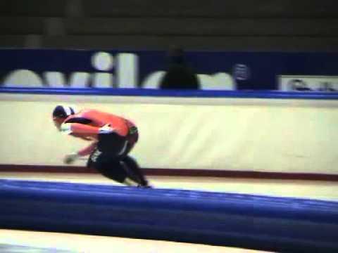 Interval Training Schaatsen Stefan Groothuis 2004