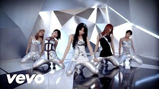 Music video by 4 Minute performing Geo Ul A Geo Ul A. (C) 2011 Cube...
