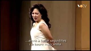 Séguédille. CARMEN. Laura Vila, mezzosoprano