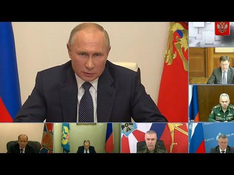 Путин предупредил пытающихся подорвать соглашение по Карабаху: Кровь пострадавших будет на их руках