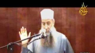 مقاطع مؤثرة من خطبة الجمعة للشيخ ابو اسحاق من قناة الحكمة