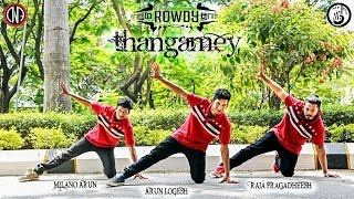 Download Hindi Video Songs - Naanum Rowdy Dhaan - Thangame - Choreography by Arun Logesh DNA :)