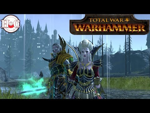 Patchy the Vampire Slayer - Total War Warhammer Online Battle 298