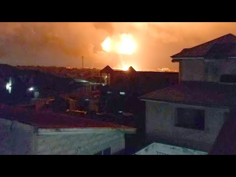 Natural gas explosion shakes Accra