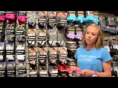 The importance of good running socks