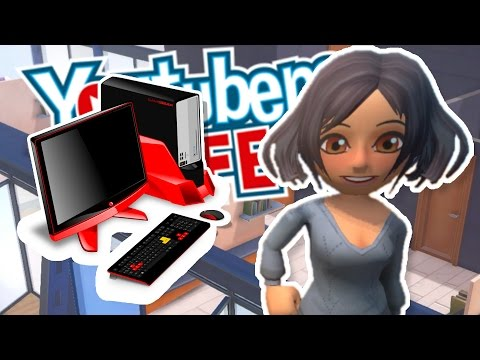 MAXING OUT MY WIFE'S COMPUTER!! [Ep 12] | Youtubers Life