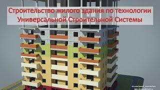 видео Большепролетные конструкции общественных зданий. Их классификация, область рационального применения. Роль пространственных конструкций в формировании архитектурного облика здания.