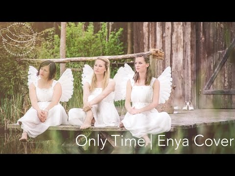 Enya - Only Time (Cover by Angelrellas)