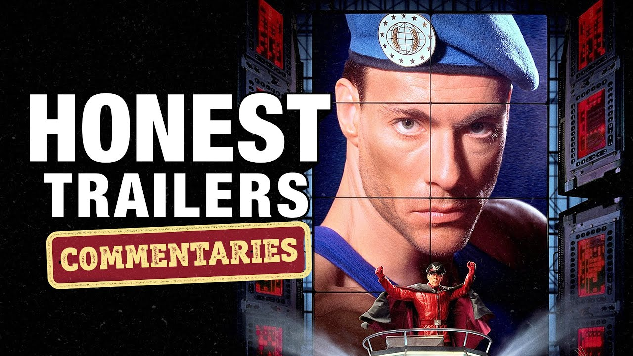 Download Honest Trailers Commentary   Street Fighter