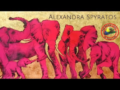 Testimonial - Alexandra Spyratos talks about her experience on Colour in your life