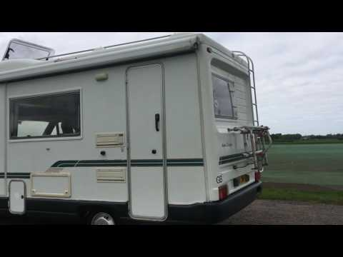 2001 AUTOSLEEPER POLLENSA 2.8 HDI DIESEL FOR SALE Y411CNP