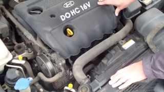 Обзор Hyundai Sonata  NF 2.0
