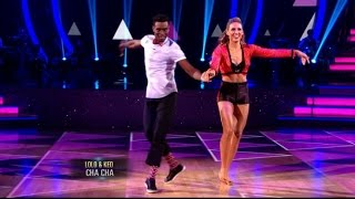 Olympic Bobsledder, Hurdler the 1st to Leave the DWTS Ballroom