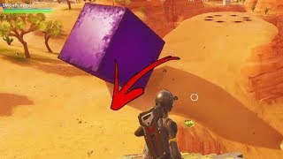 *NEW* THE CUBE IS MOVING! FINAL LOCATION LEAKED! [UPDATED] FORTNITE BATTLE ROYALE