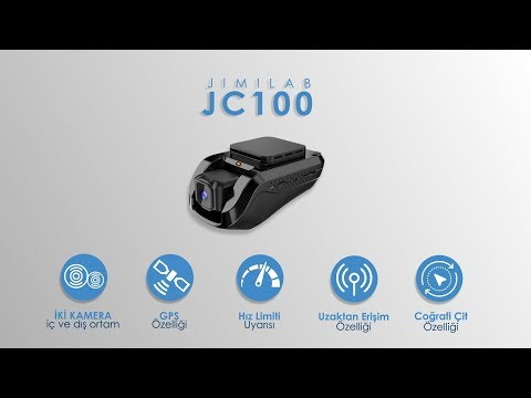 JimiLab JC100 - Araç İçi Kamera - YouTube