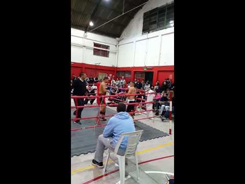 Kick boxing 78kg Amateur F. Vieira vs M. Moreira