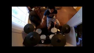 Breaking Benjamin - Diary of Jane Drum Cover