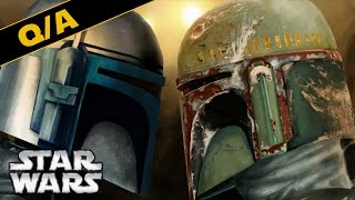 Are The Fetts Mandalorian - Star Wars Explained Weekly Q&a