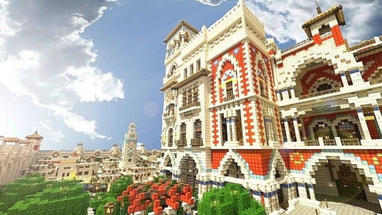 Minecraft Top 5 Des Beaux Palaces