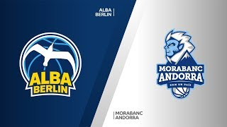 ALBA Berlin - MoraBanc Andorra Highlights | 7DAYS EuroCup, SF Game 1 Video