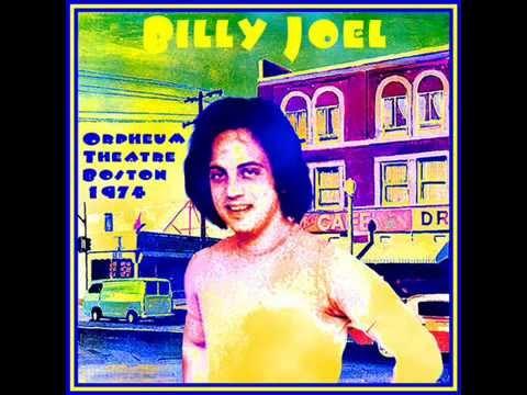 Billy Joel ~ LIVE @ Orpheum Theatre [05/14/1974]