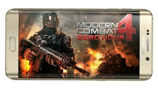 ||335MB|| Download Modern Combat 4 All Android Device in Hindi