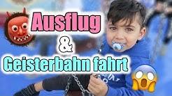 Bremer Freimarkt | Live Geisterbahn fahrt | Familien Vlog | Filiz
