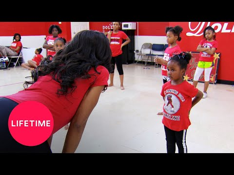 Bring It: Miss D Don't Want Any Scared Baby Dolls (Season 1 Flashback) | Lifetime