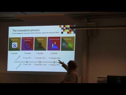 Data Pitch: Data-driven innovation programme