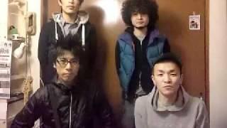 ボーカル花男のブログに掲載された動画コメントです。 ライブハウスで会...