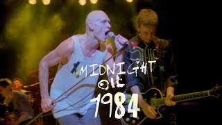 Midnight Oil 1984 - Official Trailer
