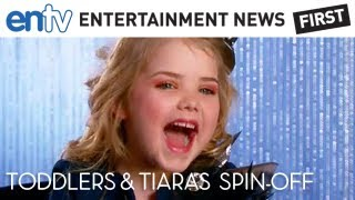 Eden's World Toddlers And Tiaras Spin Off Show: Little Eden Wood Gets Her Own Show: Entv
