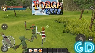 Forge of Fate - RPG game Gameplay Android