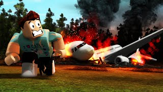 the-owner-made-a-denis-easter-egg-plane-crash-in-the-forest