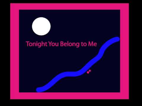 Tonight You Belong to Me -- Brit and Greg mp3