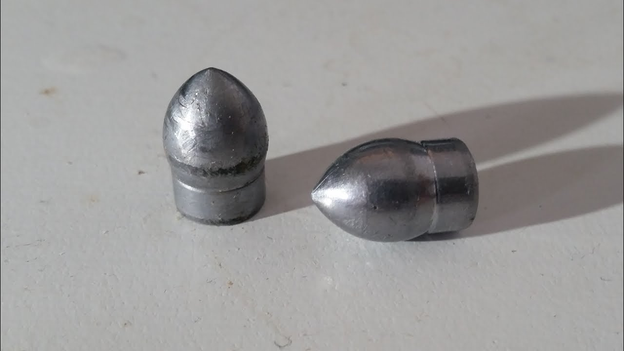 Testing the Richmond Laboratory 36 Conical from Eras Gone Bullet Molds